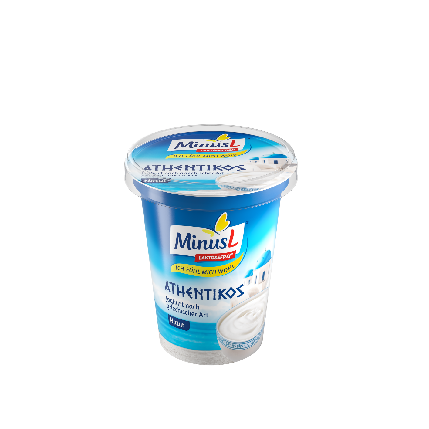 Griechischer Joghurt Laktosefrei